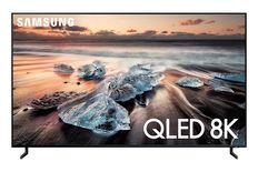 Samsung QN65Q900RBFXZA Flat 65 QLED 8K Q900 TV